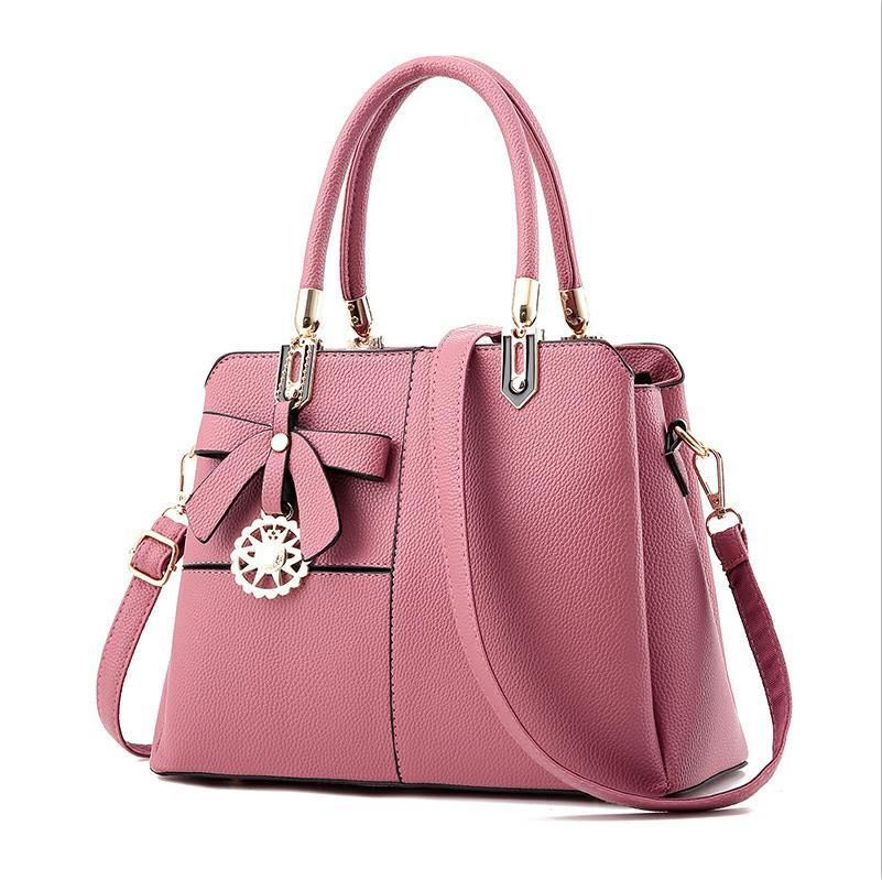 98148a65551b TAILUTE Top-handle bags handbags women famous brands female Stitching  casual shoulder bag European And American Tote for girs