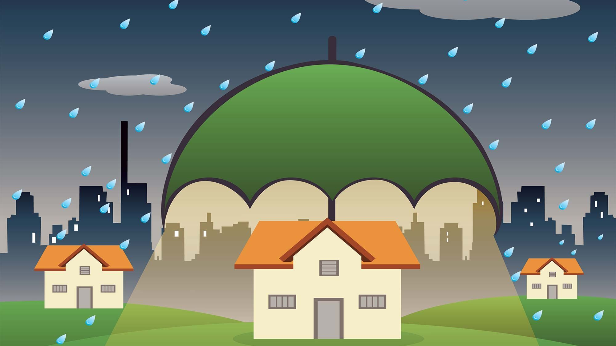 How An Umbrella Insurance Policy Could Save You From Financial