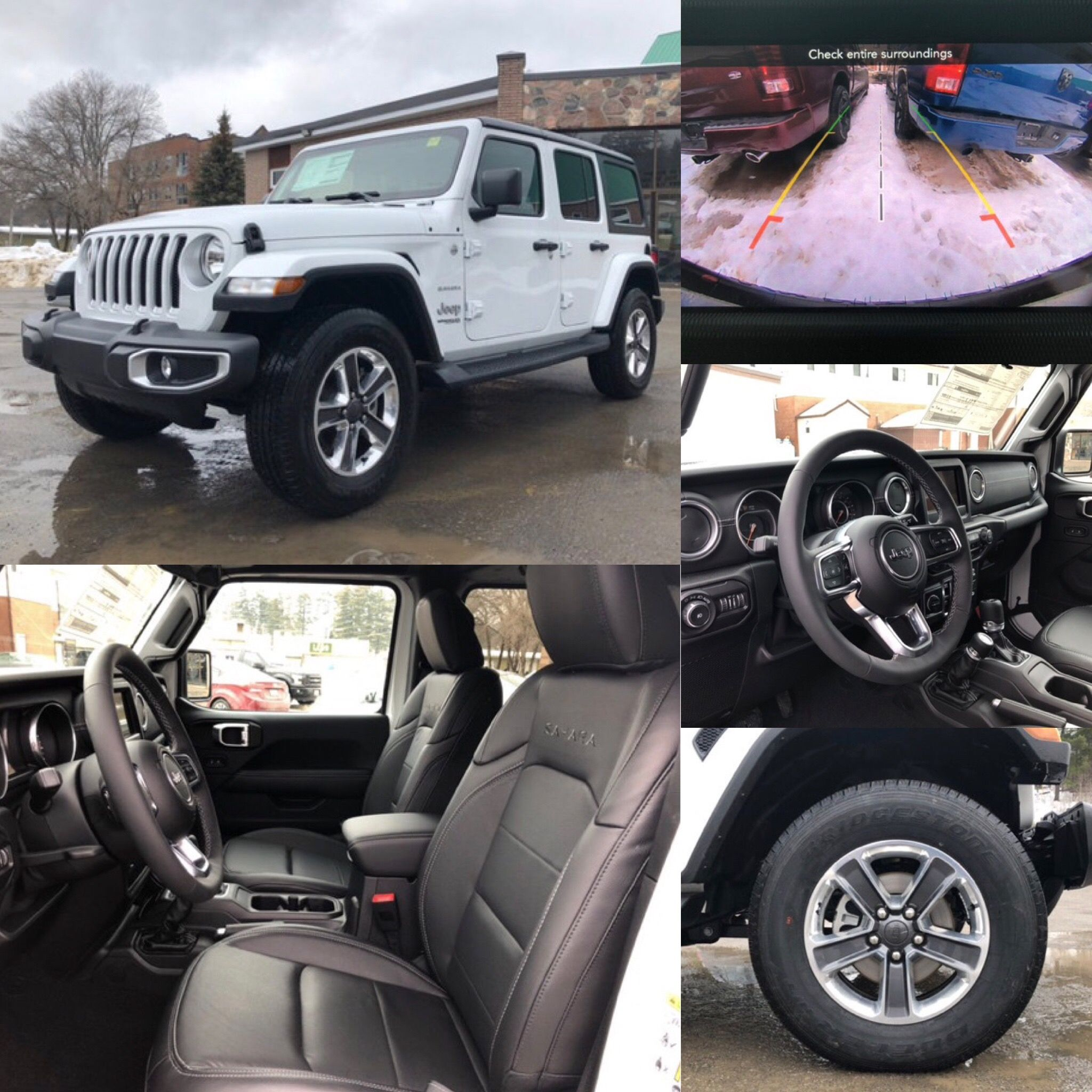 2018 Bright White Jeep Wrangler Unlimited Sahara 4x4 Leather Htd Seats And Jeep Wrangler Unlimited Sahara Wrangler Unlimited Sahara Jeep Wrangler Unlimited