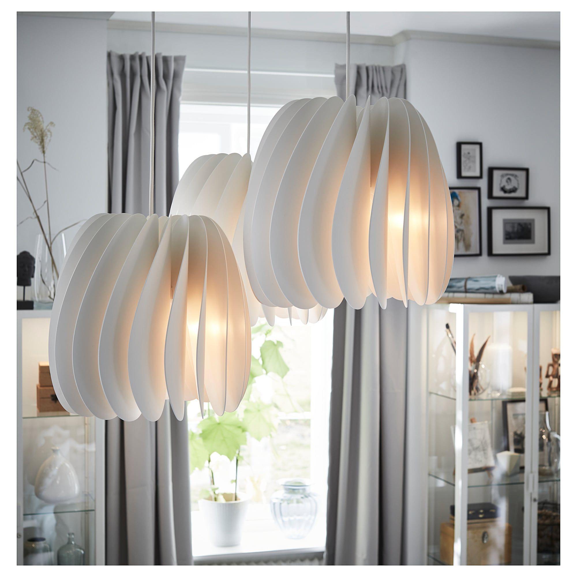 Skymningen Pendant Lamp White White Pendant Lamp Pendant Lamp