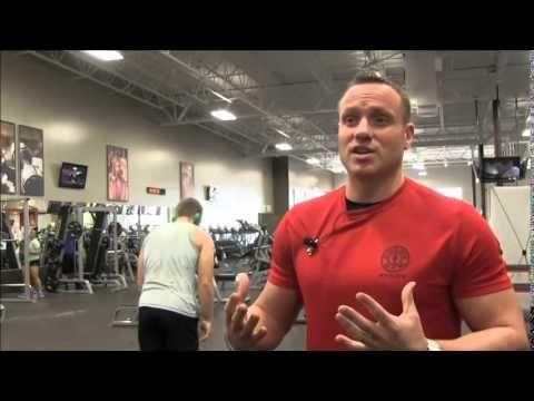 Jason Marinkovich Gold S Gym Meridian Personal Trainer Golds Gym Personal Trainer Group Fitness Classes