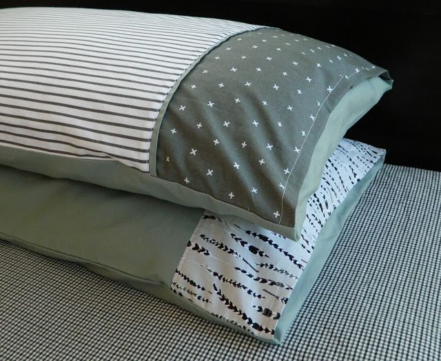 pillowcases (s.o.t.a.k handmade)   Pillow cases King size ...