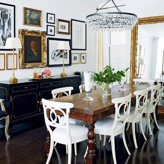 This Toronto couple designed their dining room with the perfect