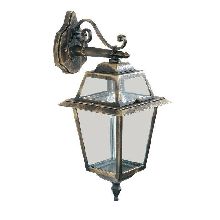 New Orleans 1 Light Outdoor Wall Lantern