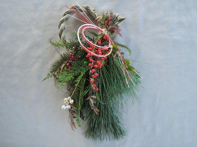 Photo of お正月飾りL   iichi ハンドメイド・クラフト作品・手仕事品の通販