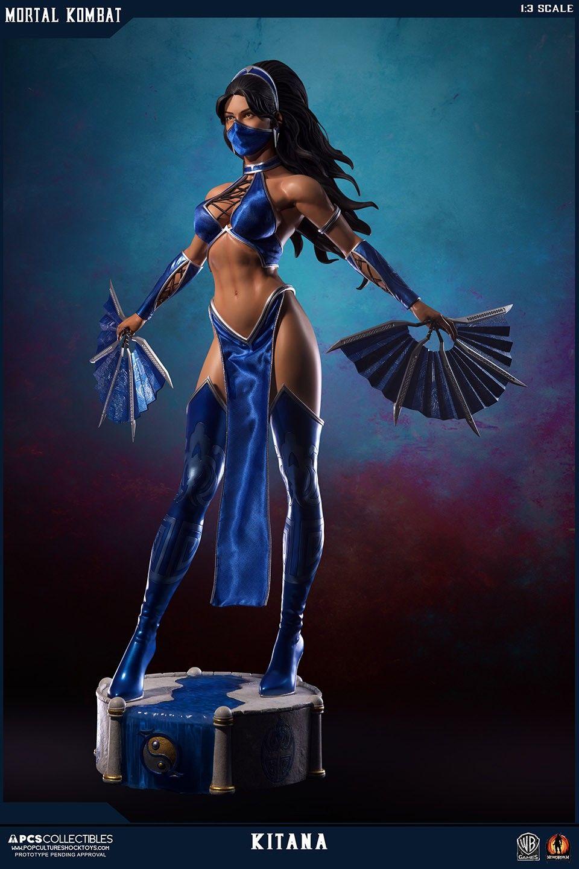 Mileena MKX 1/3 Scale Statue by Pop Culture Shock - Mortal
