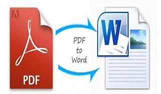 تحويل ملفات Pdf الى ملفات Word باللغة العربية بدون اي اخطاء Document Discussion