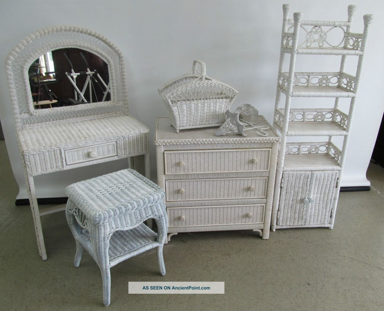 Henry Link Wicker Bedroom Furniture Master Bedroom Interior