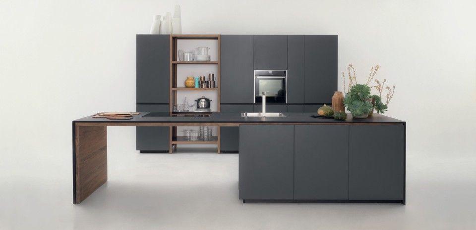 Forma Mentis Valcucine Kitchen Kitchen Kitchen Design Modern