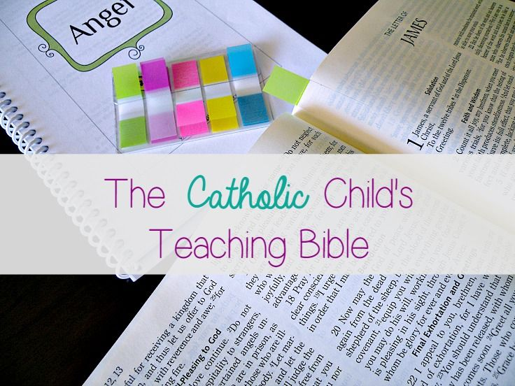 how to teach your child the word of god