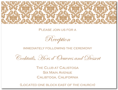 Reception Wedding Cards On Design Blog Minji S Invitation And Rsvp