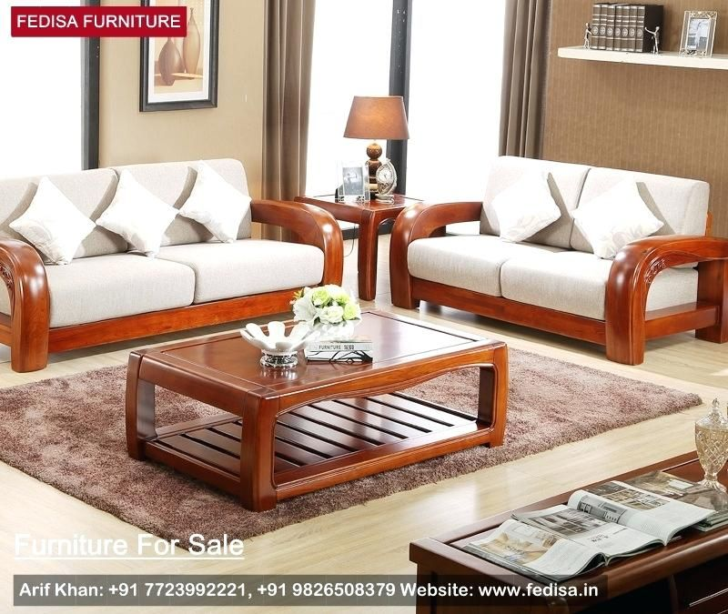 Sofa Set Design Latest 2019 Wooden In 2020 Wooden Sofa Designs Wooden Sofa Set Designs Sofa Set Designs