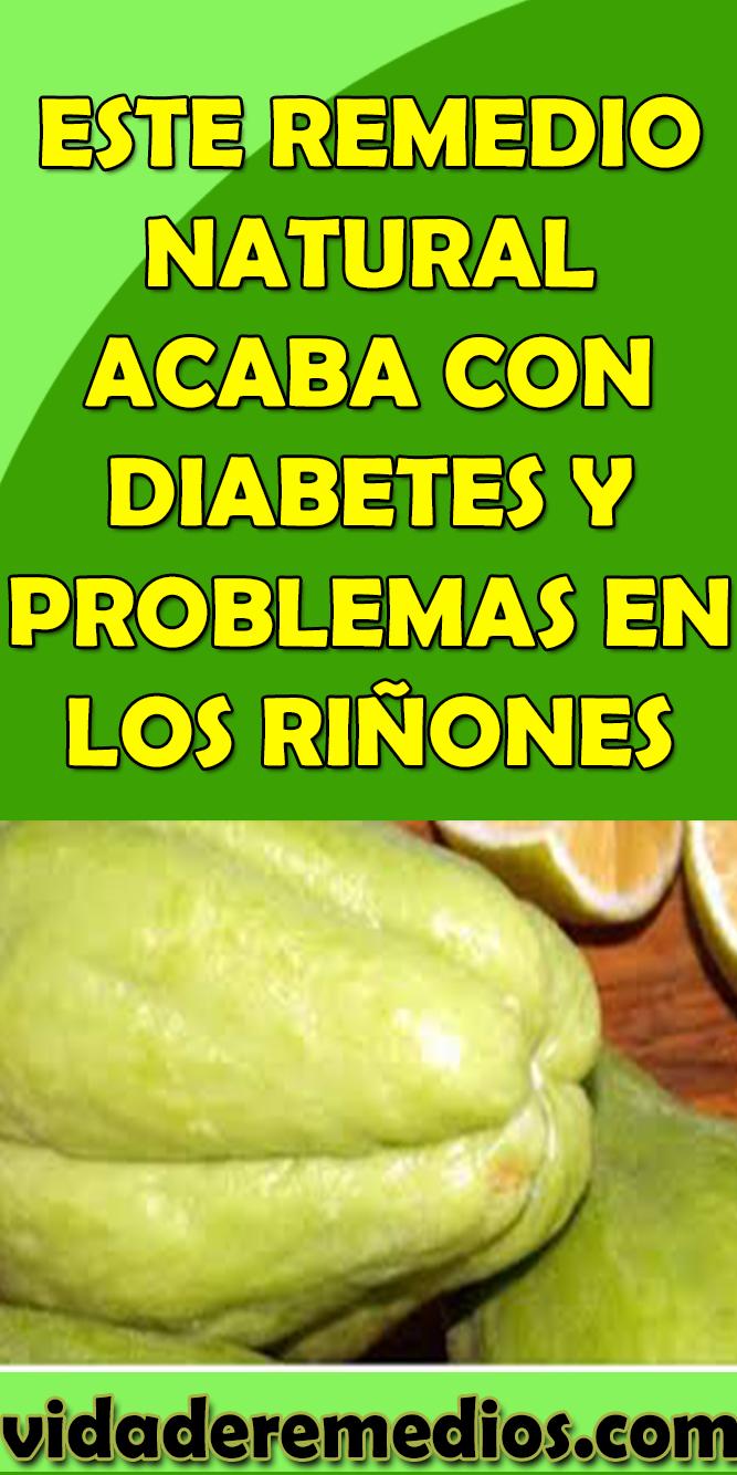 problemas con los riñones y la diabetes