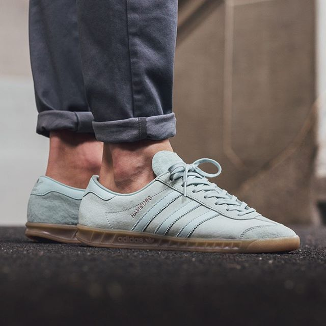 a5c15b62c3f Adidas Hamburg - Vapour Green Ice Mint Gum4 available now in-store and  online  titoloshop Berne