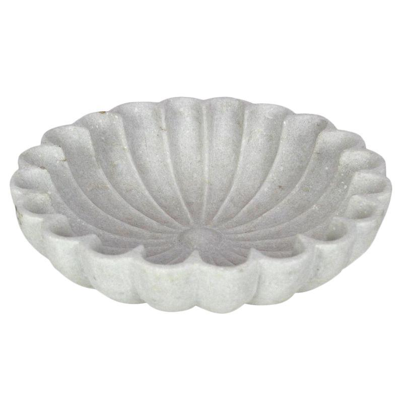 Marble Pushpa Bowl Decorative Bowls Stone Bowl Bowl