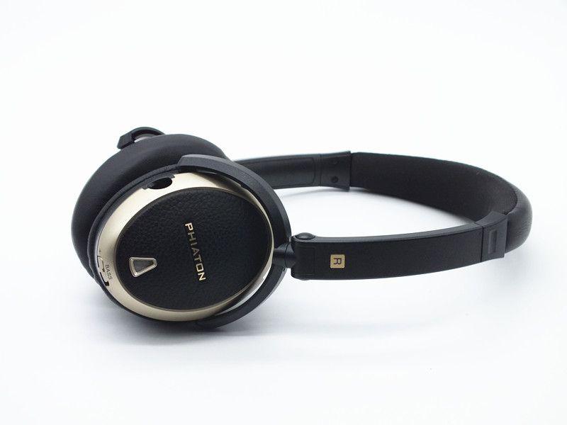 Original phiaton PS300NC active noise reduction earphone Headband headphone The microphone and remote control Headset