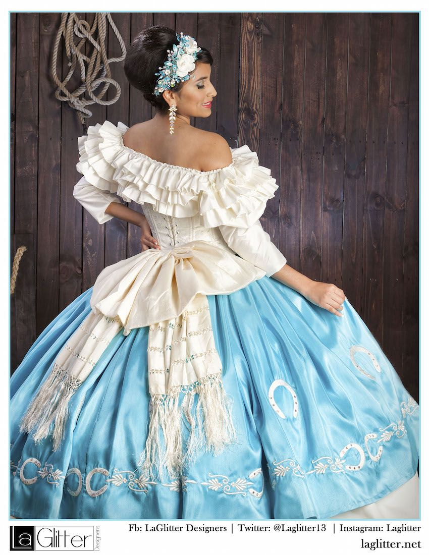 Image result for quince años rancheros | Vestidos de quince ...