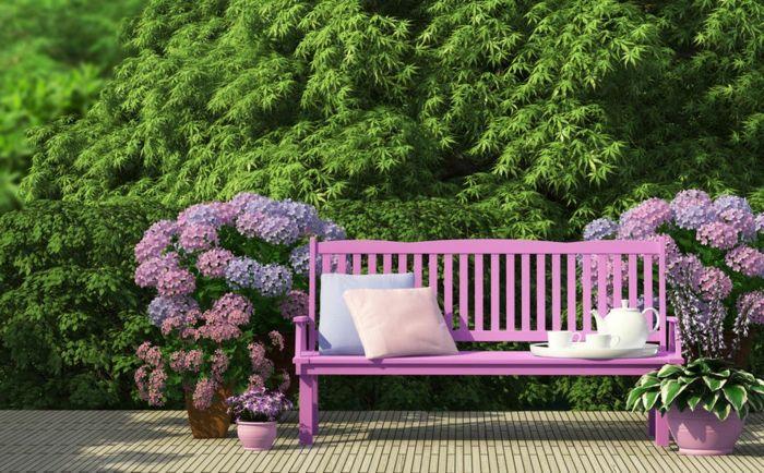 Voici Nos Exemples Pour Un Banc De Jardin Meuble Jardin Banc Jardin Amenagement Jardin