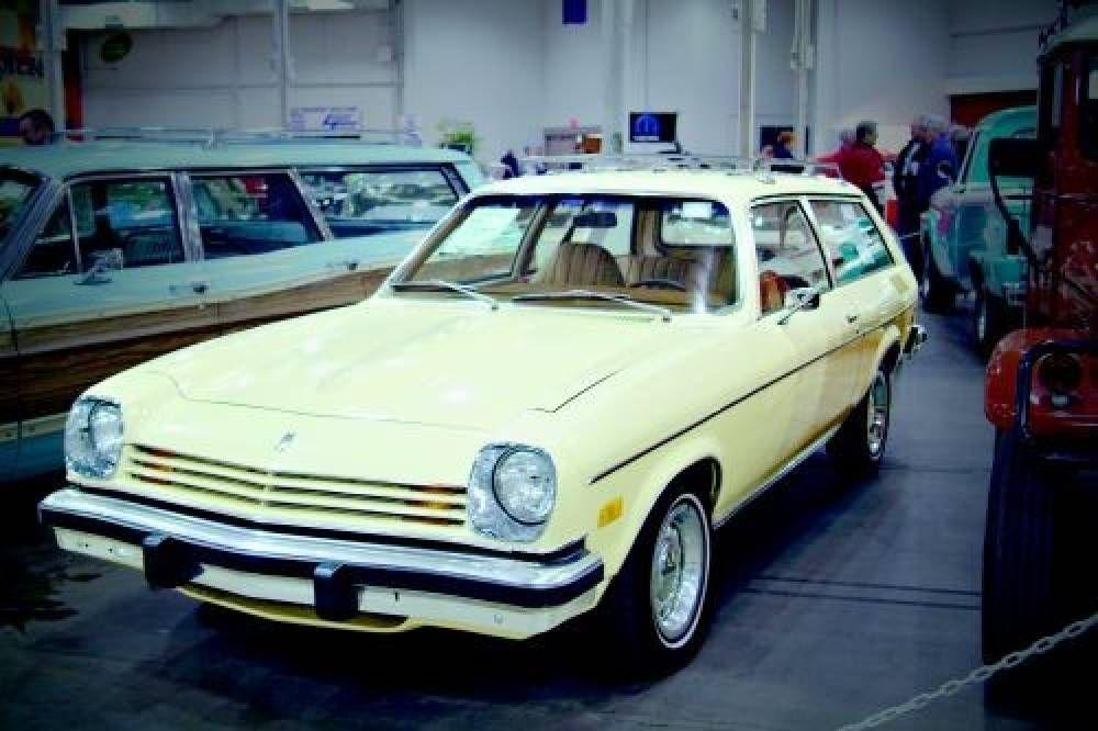 1976 Chevrolet Vega Kammback Wagon Chevrolet Vega Wagon Chevrolet