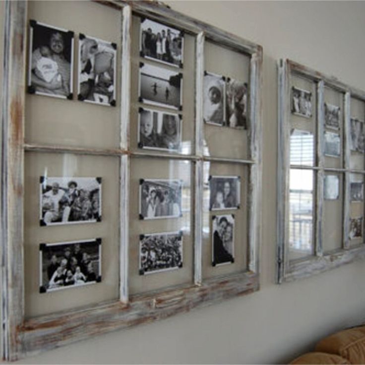 Old Window Ideas - Window Crafts - 100 Ways to Repurpose and Use Old Windows - DIY Ideas