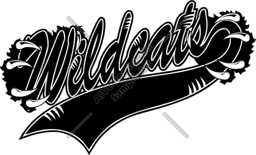 Wildcat Logo Wildcat Mascot Clip Art Pictures Cricut School