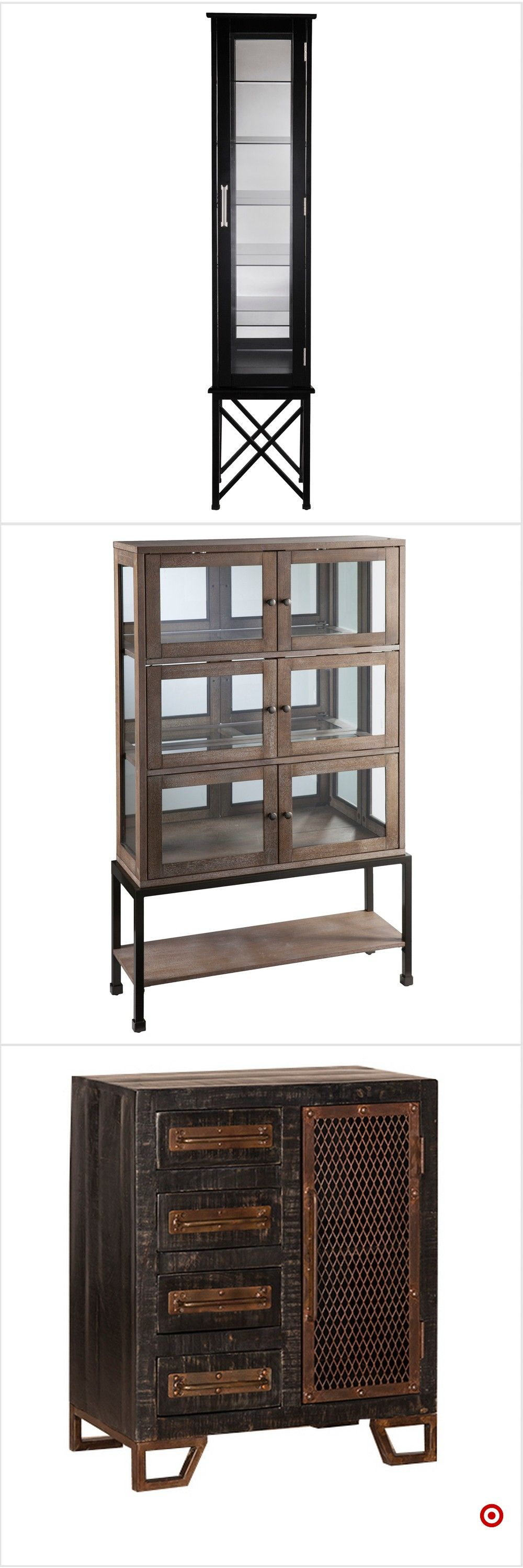 Shop Target for decorative storage cabinets you will love at great ...