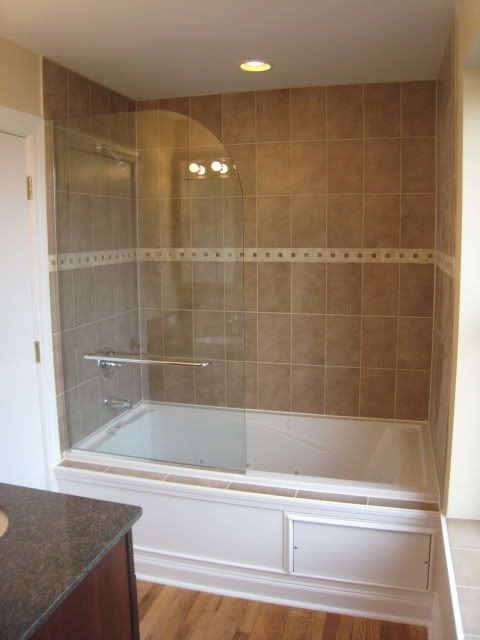 Jacuzzi Tub Shower Combination Good Shower Doors In
