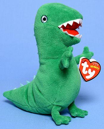 8209868c25e Mr. Dinosaur - Ty Beanie Babies