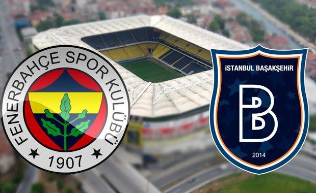 Fenerbahce vs Istanbul Basaksehir Live Stream, Tv Info