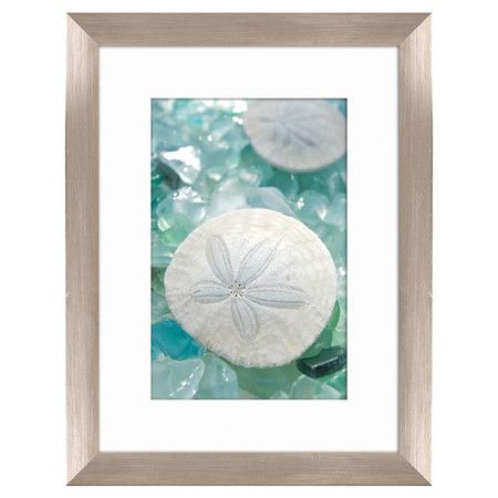 Bring beach-chic style to your living room or den with this eye ...