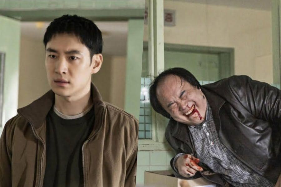 "Lee Je Hoon And Lee Ho Chul Refuse To Show Mercy As They Engage In A Brutal Fight In ""Taxi Driver"""