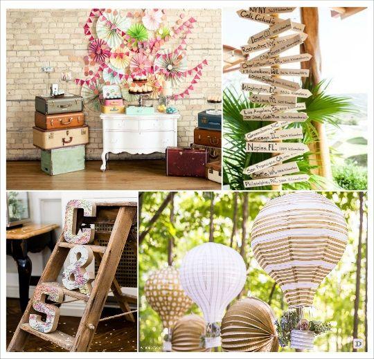 mariage voyage d coration salle mariage manon gg. Black Bedroom Furniture Sets. Home Design Ideas