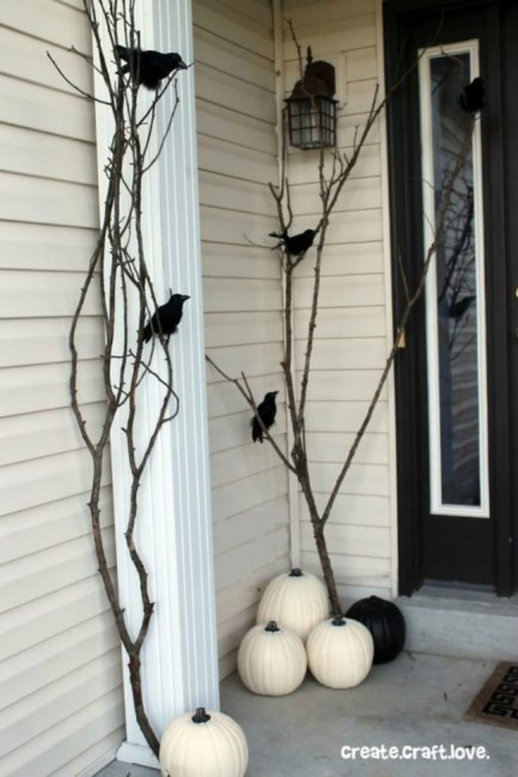 88 Scary Fall Yard Decoration Ideas You Should Try Yard