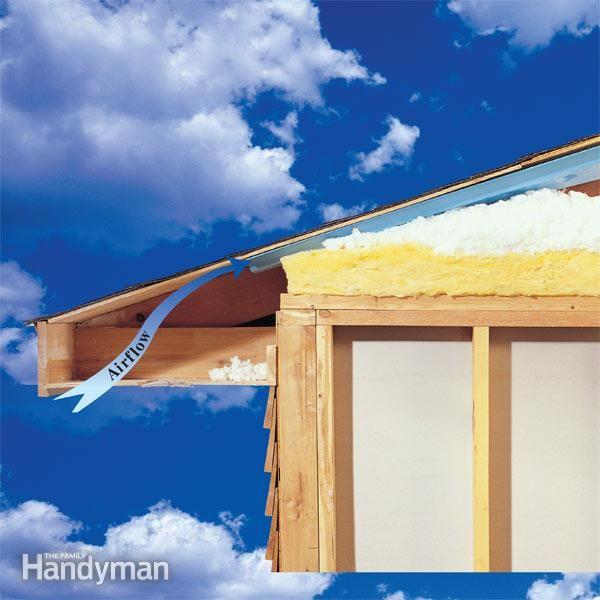 Improve Attic Ventilation Introduction Attic Ventilation Attic Insulation Attic Renovation