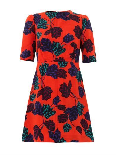 Mareika tulip-print dress | Marc by Marc Jacobs | MATCHESFASHI...