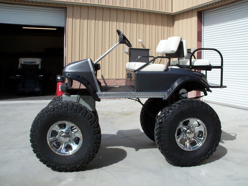 Back nine golf cart wheels pinterest golf carts lift kits and back nine golf cart solutioingenieria Images
