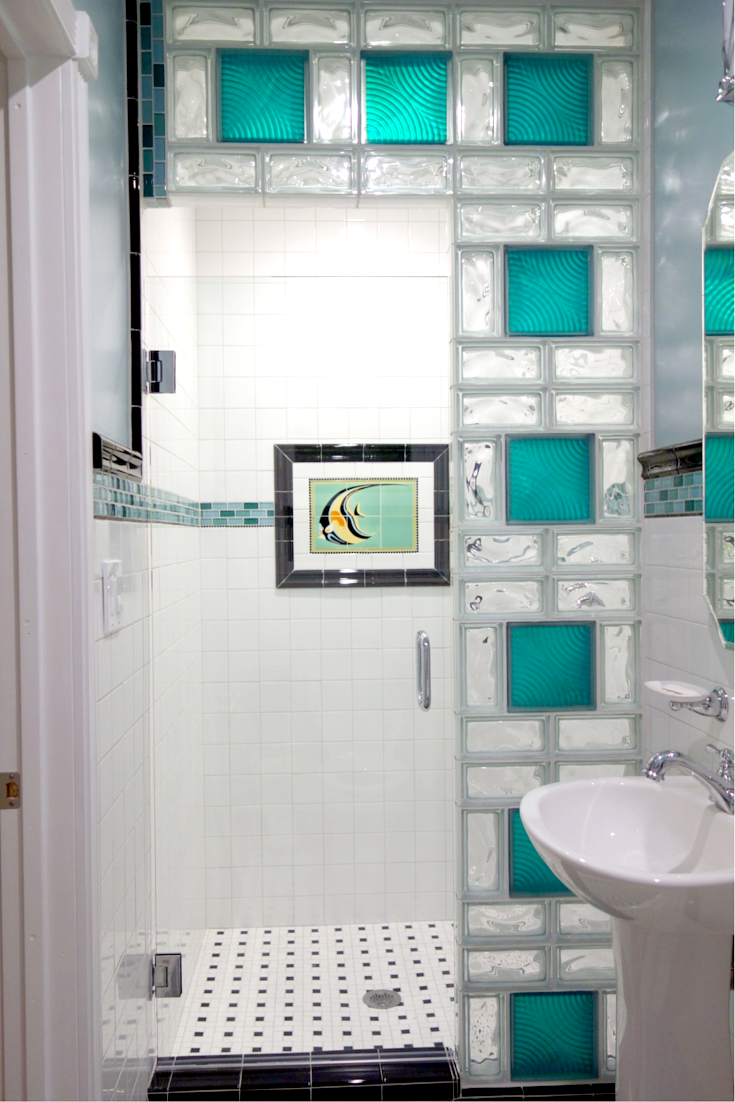 5 mistakes (to avoid like the plague) building a glass block shower ...