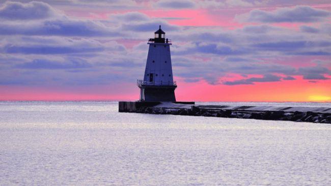 Lighthouses Lighthouse Ludington Travel