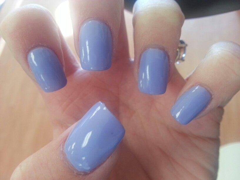 Blue/purple acrylic nails | Nails! | Pinterest | Purple acrylic ...