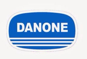 Antiguo logo Danone