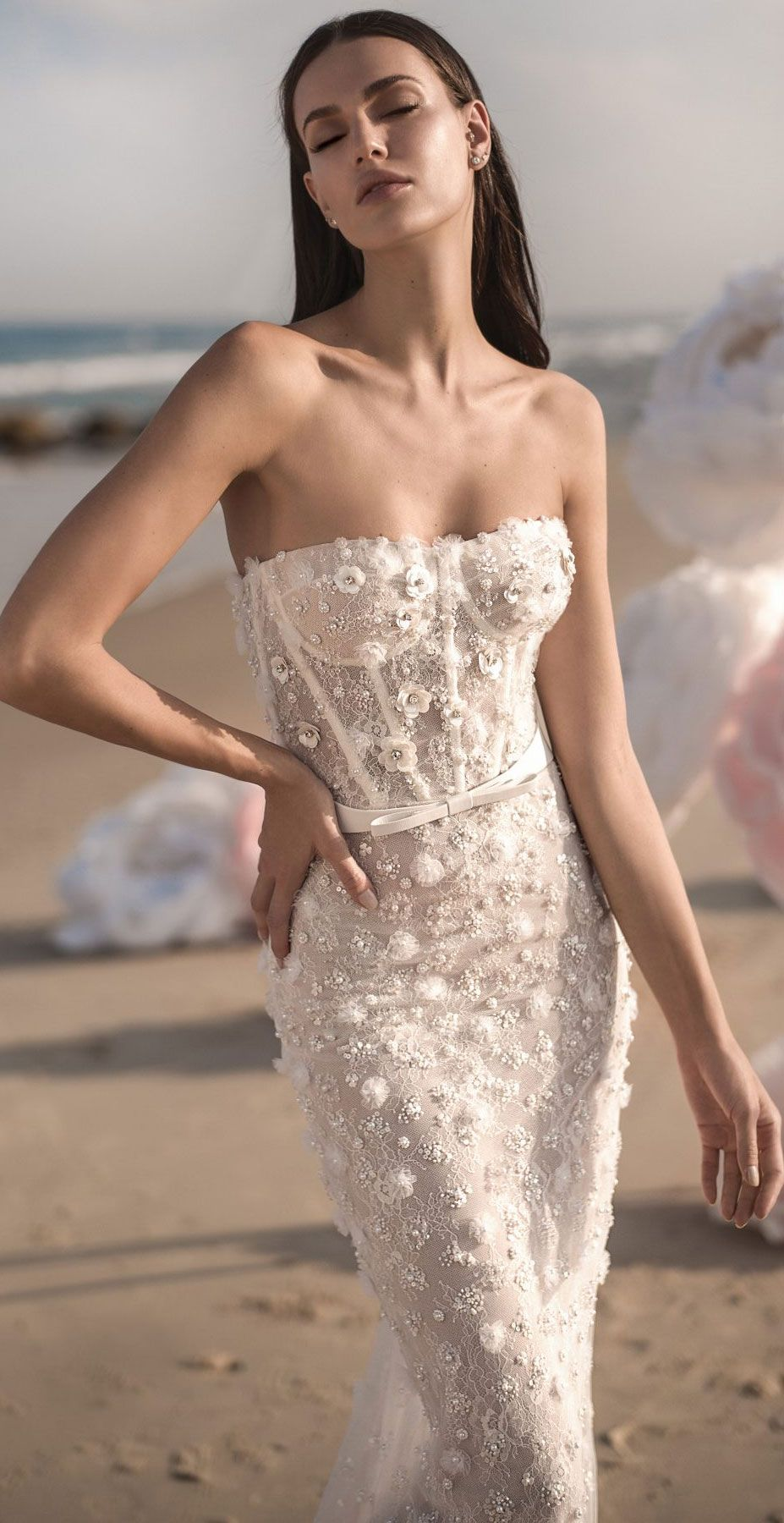 Lee Petra Grebenau wedding dresses – 2019 Enchanted Blossom Bridal Collection