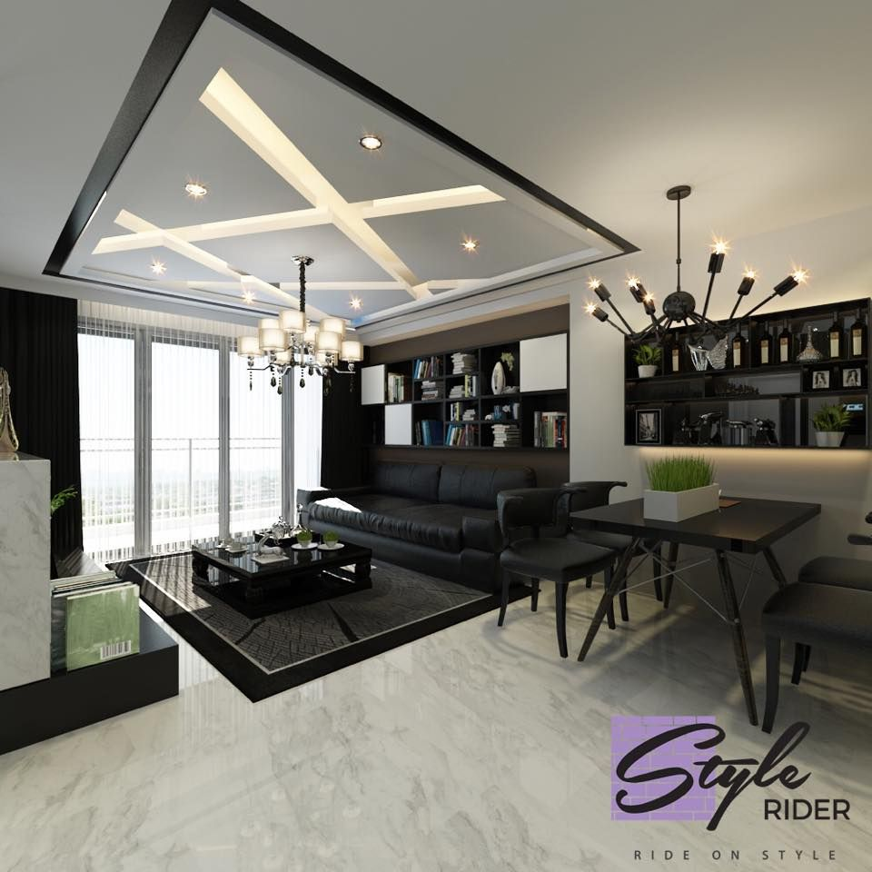 Singapore Condo Interior Design: Singapore Condo Full Height Cabinet Design