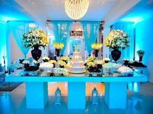 Mesa de Doces Festa de Debutante