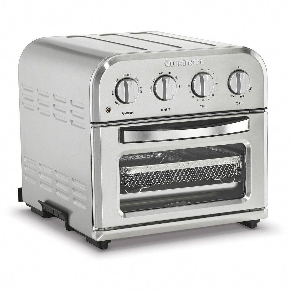 Cuisinart Compact Air Fryer Toaster Oven In 2020 Toaster Countertop Convection Oven Oven