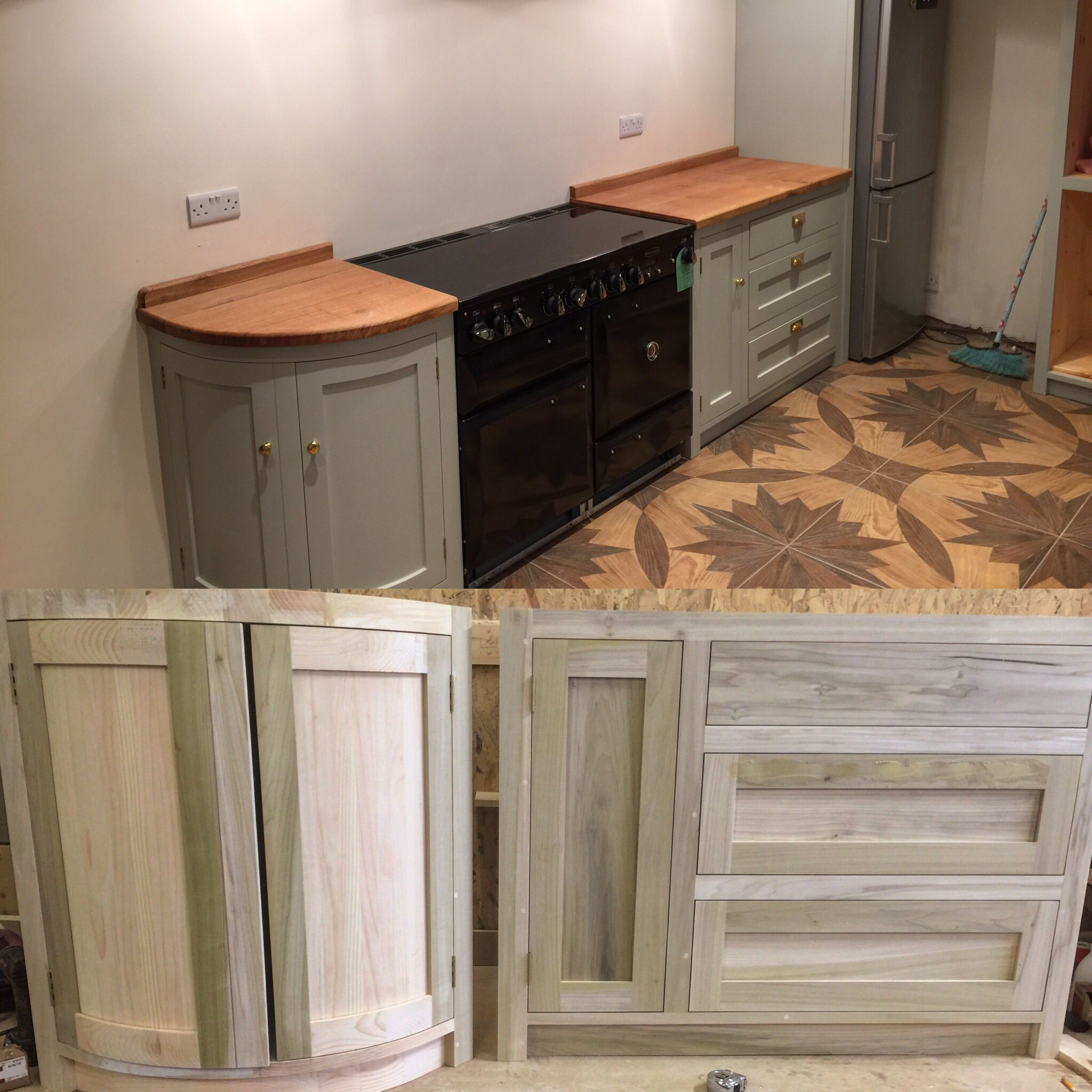 Our Handmade Kitchens Which Are Solid Timber Construction Throughout Kitchen Cabinet Design Kitchen Design Kitchen Cabinets