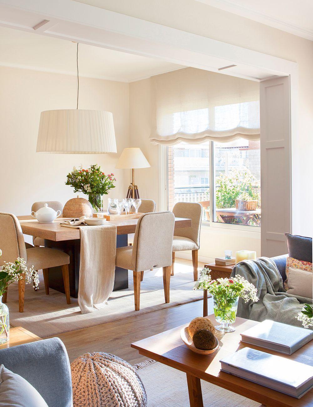 Um Apartamento Simples E Bem Decorado Em Barcelona Fotografia  # Muebles De Casa Barcelona