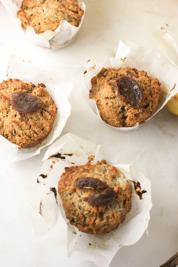Gluten-Free Applesauce Quinoa Muffins