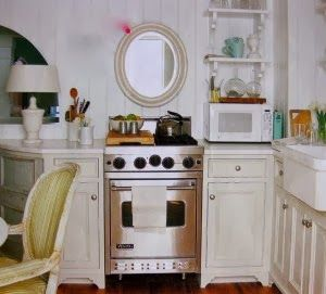 Things We Love Mirrors In Kitchens Design Chic Feng Shui Bedroom Tips Small Apartment Kitchen Feng Shui Kitchen