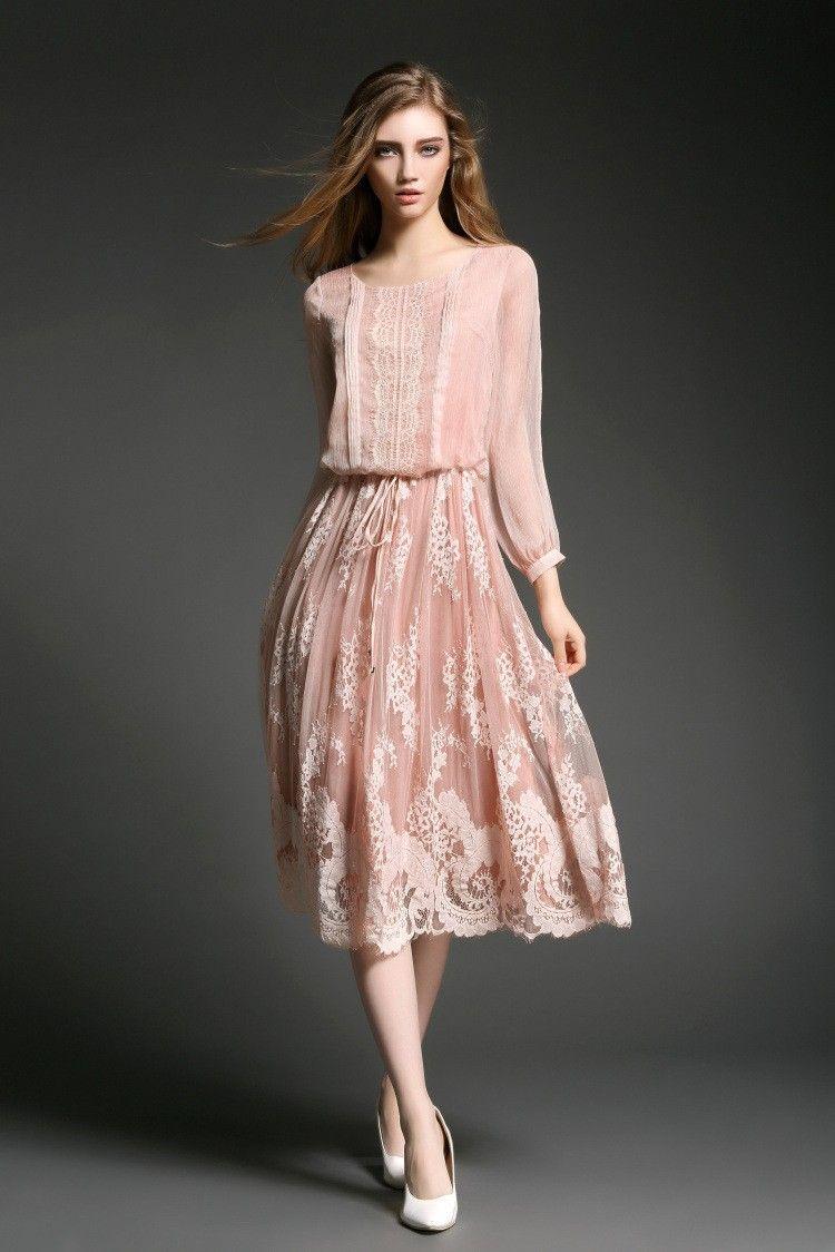 Очень нежное платье | Woman\'s stuff (Женские штучки) | Pinterest