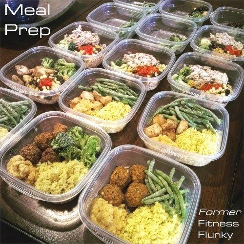Food Meal Prep Ideas